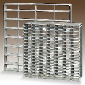 [2565-02] Aluminium-Gitterroste in gängigen Maschweiten lieferbar