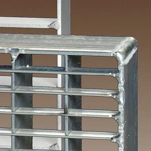 [2565-01] Aluminium-Roste für Fassaden und Deckenabhängungen