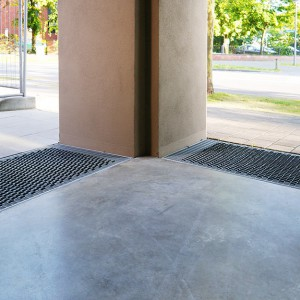 [2600-02] Bürstenclips mit Eingangsrosten