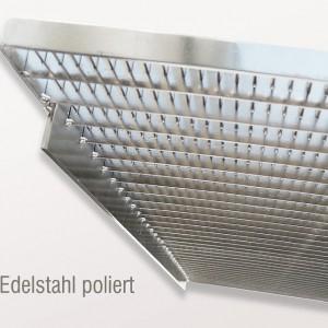 [2284-04] Edelstahlrost mit Versrärkung