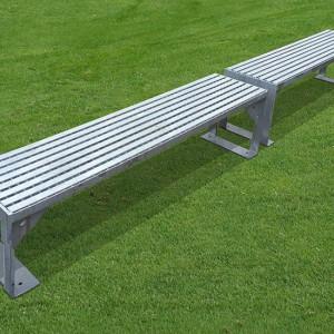 [2597-03] Park-Sitzbänke verzinkt