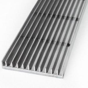 [2585-12] Edelstahl-Längsstabrost
