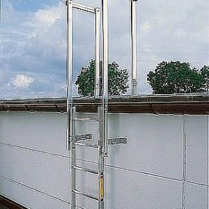 [2595-02] Ausstiegsholm für Steigleitern