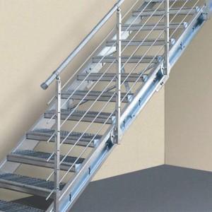 [5037-03] komplettes Treppensystem mit Bauanleitung