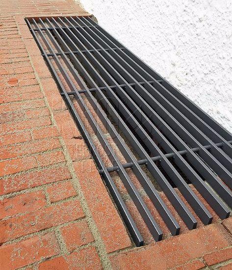 Antikroste K60 Gitterroste Aus Edelstahl Normroste Oder