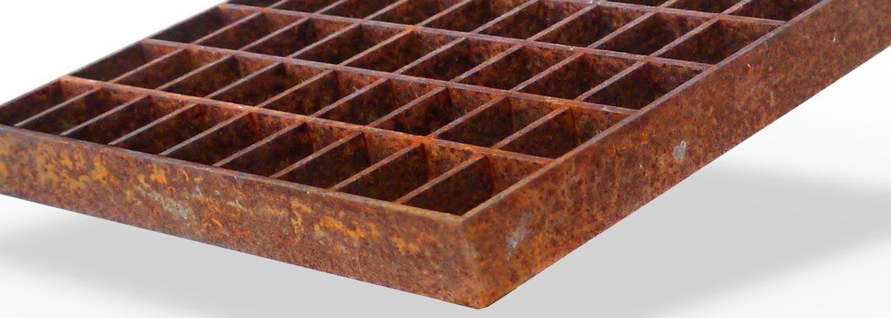 cortenstahl gitterroste k60 gitterroste aus edelstahl normroste oder sonderanfertigung. Black Bedroom Furniture Sets. Home Design Ideas