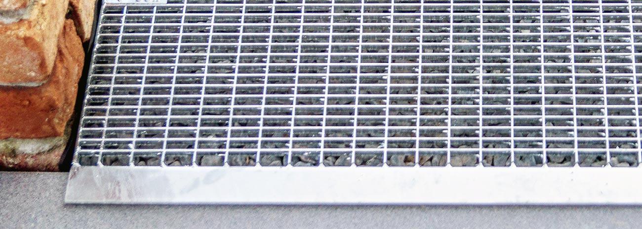 Lichtschachtroste K60 Gitterroste Aus Edelstahl Normroste Oder