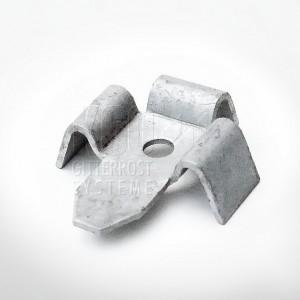 Sicherheitsoberteil g. Verrutschen, ab Maschenweite 31 / 31 mm