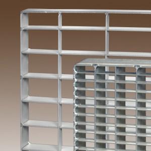 Aluminiumroste