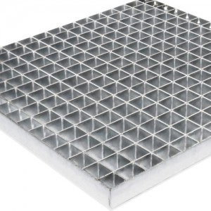 gitterroste aus edelstahl normroste sonderanfertigung k60. Black Bedroom Furniture Sets. Home Design Ideas